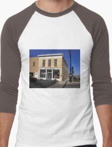 Hays, Kansas - Hardware Store Men's Baseball ¾ T-Shirt
