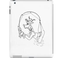 Goofy Fishing iPad Case/Skin