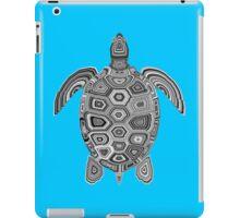 Geometric Turtle 2 iPad Case/Skin