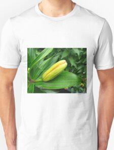 Jealousy - Lily Bud Macro Unisex T-Shirt
