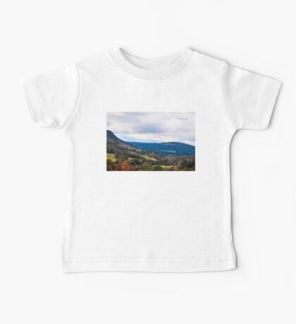 Rolling Hills (On the A9, Scotland, UK.) Baby Tee