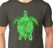 Geometric Turtle 3 Unisex T-Shirt