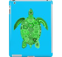 Geometric Turtle 3 iPad Case/Skin