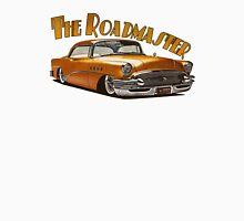 1955 Buick Roadmaster - Orange 4 Unisex T-Shirt
