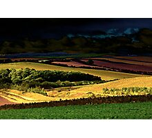 English Country Photographic Print