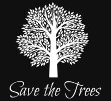 Save the Trees One Piece - Long Sleeve