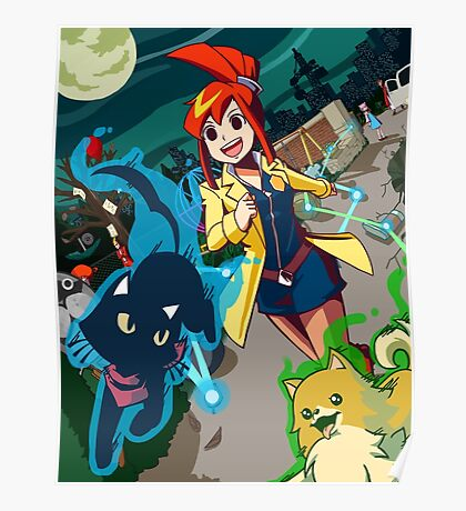 Ghost Trick Poster