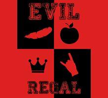 Evil Regal - Feather/Apple/Crown/Hand Unisex T-Shirt