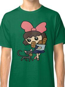 Kiki and Jiji Bread Shopping Classic T-Shirt