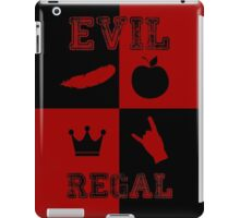 Evil Regal - Feather/Apple/Crown/Hand iPad Case/Skin