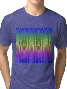THE WAVE Tri-blend T-Shirt