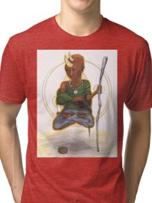 Pratyeka Becomes... Tri-blend T-Shirt