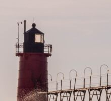 South Haven Lighthouse Sticker