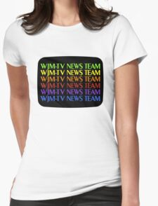 WJM-TV, Mary Tyler Moore Womens Fitted T-Shirt