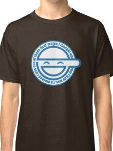laugh man Classic T-Shirt