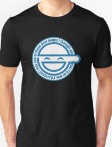laugh man Unisex T-Shirt
