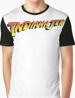 Indiana Jer Graphic T-Shirt