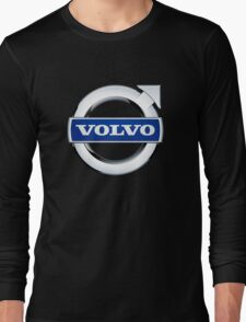 volvo vintage Long Sleeve T-Shirt