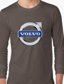 volvo vintage Long Sleeve T-Shirt