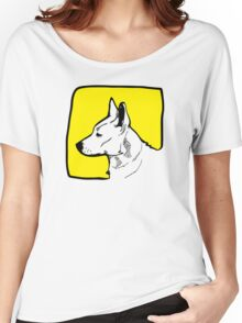 The Night Dog Women's Relaxed Fit T-Shirt