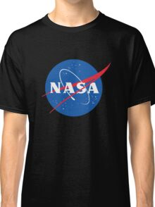 old retro nasa Classic T-Shirt