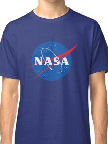 old retro nasa Classic T-Shirt