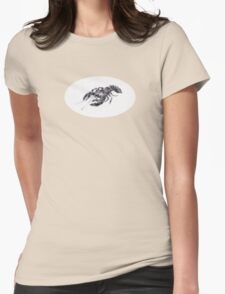 Thumbster Womens Fitted T-Shirt