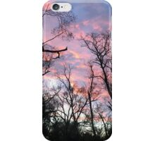 candy sunset iPhone Case/Skin