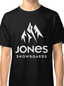 jones snowboards Classic T-Shirt