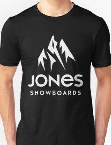 jones snowboards Unisex T-Shirt