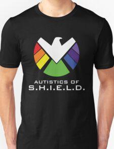 Autistics of S.H.I.E.L.D. Unisex T-Shirt