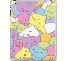 Mitchiri Neko Kittens iPad Case/Skin