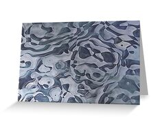 Abstract composition 235 Greeting Card