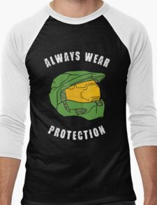 Chief Protector Men's Baseball ¾ T-Shirt