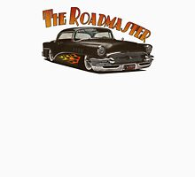 1956 Buick Roadmaster - Black 4 Unisex T-Shirt
