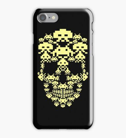 ARCADE SKULL iPhone Case/Skin