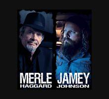 MERLE HAGGARD JAMEY JOHNSON Unisex T-Shirt