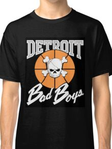 The Detroit Bad Boys (Pistons) Classic T-Shirt