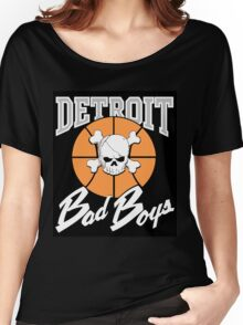 The Detroit Bad Boys (Pistons) Women's Relaxed Fit T-Shirt