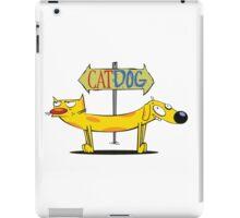 CatDog iPad Case/Skin