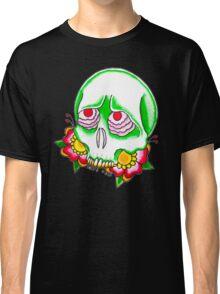 Little Green Skull Classic T-Shirt