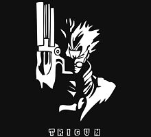 Trigun White Unisex T-Shirt