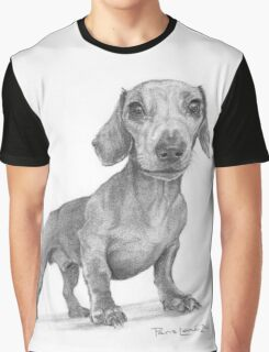 Max the Dog Graphic T-Shirt