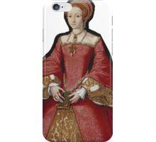 Young Queen Elizabeth I iPhone Case/Skin