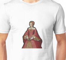 Young Queen Elizabeth I Unisex T-Shirt