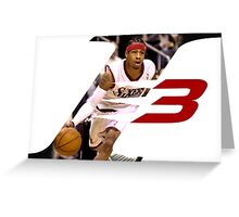 Iverson The Answer Greeting Card