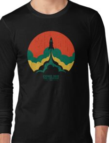 Up And Beyond Long Sleeve T-Shirt