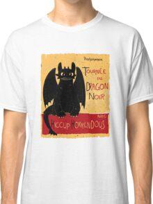Dragon Noir Classic T-Shirt