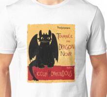 Dragon Noir Unisex T-Shirt