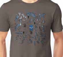 Game of Time and Space Unisex T-Shirt